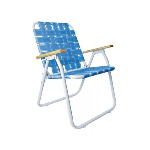 SILLON PLEGABLE DESCANSAR C/CINTAS POS. MADE 10002