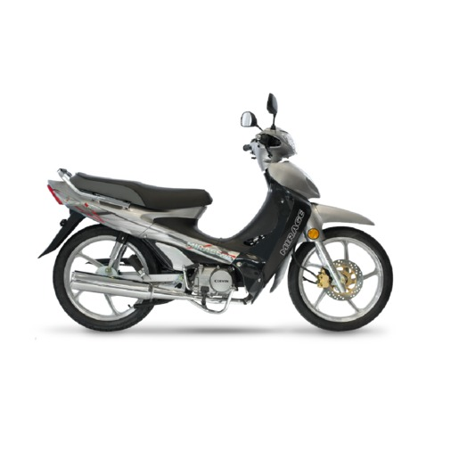 MOTO CORVEN MIRAGE 110CM3 R2 ALEACION/FRENO A DISCO
