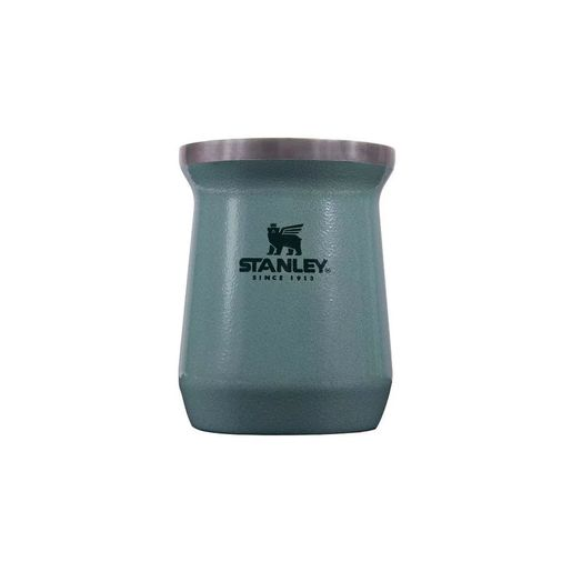 MATE STANLEY 236ML COLOR NEGRO/VERDE