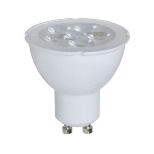 LAMPARA LED - FORMATO DICROICA - 5 watts - LUZ CALIDA
