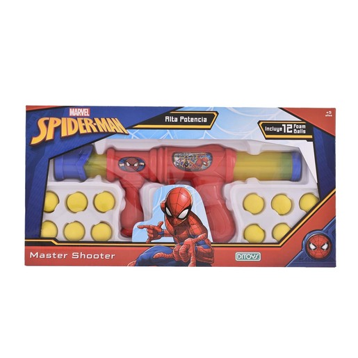 MASTER SHOOTER SPIDERMAN DITOYS 2220