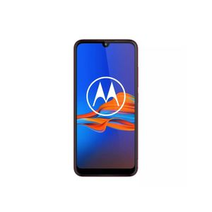 CELULAR MOTOROLA MOTO E6 PLUS RED 4GB RAM /64GB ROM