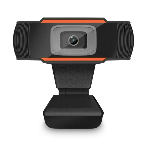 WEBCAM MICROCASE WC201C 1280x720PX HD VGA C/MICROF