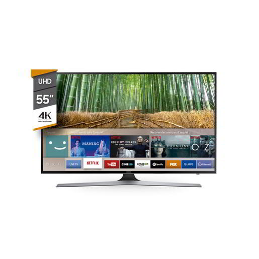 SMART TV SAMSUNG 55 MU6100 UHD 4K FLAT