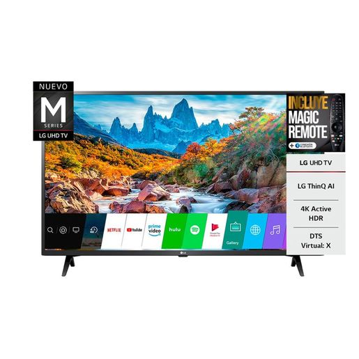 SMART TV 50 LG UM7360 4K BT 3HDMI 2USB