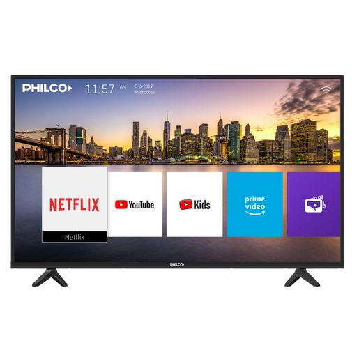 "SMART TV 32"" PHILCO LED HD BT HDMI PLD32HS9A"