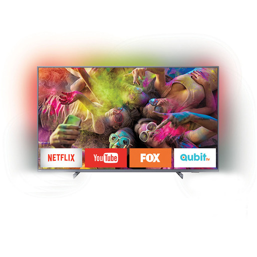 "SMART TV 65"" PHILIPS PUD6794/77 4K AMBILIGHT"