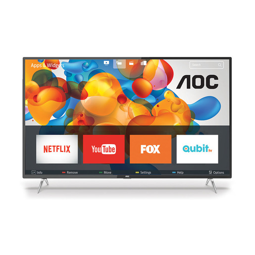 "SMART TV 50"" AOC 4K USB HDMI U6295/77G"