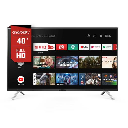 SMART TV 40 HITACHI SMART17 FHD ANDROID BT