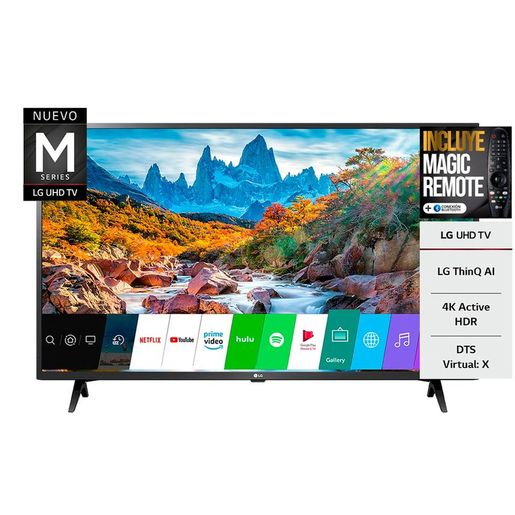 SMART TV 49 LG UM7360 UHD4k BT