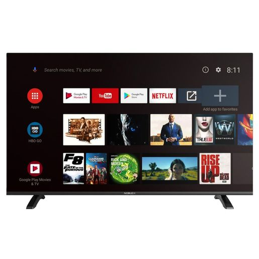 SMART TV 50 NOBLEX DM50X7500 ANDROID 4K BT