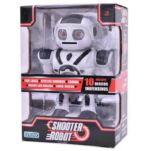 2204 B/O SHOOTER ROBOT