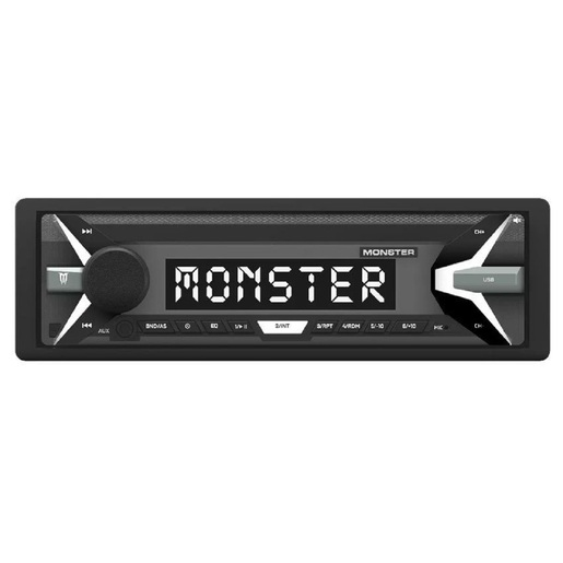 AUTOESTEREO X-1100 52X4W USB/SD AM/FM